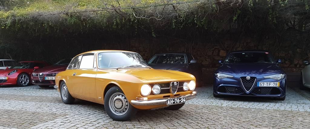 48 Horas Alfa Romeo, a celebração da marca