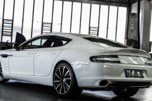 Rapide S: o Aston Martin dos crescidos