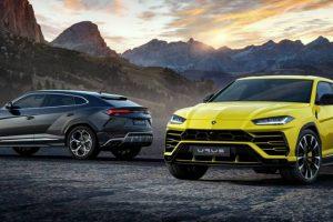 Lamborghini apresentou o seu primeiro SUV superdesportivo em Portugal