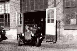 Volvo comemora 91 anos