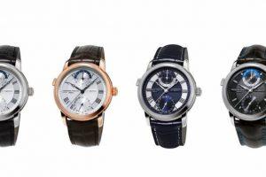 Frédérique Constant inova com o primeiro relógio híbrido