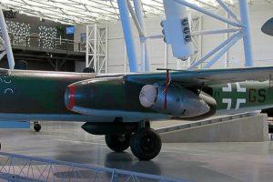 Arado Ar 234: O primeiro bombardeiro a jacto do mundo