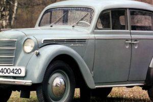 O Opel Kadett que Stalin adorava (e que copiou na URSS)