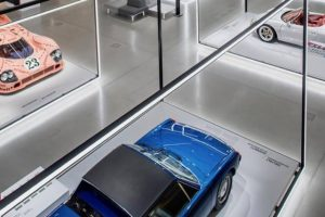 Exposição dos 70 anos da Porsche em Berlim