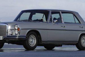 Mercedes-Benz 300 SEL 6.3 apareceu há 50 anos