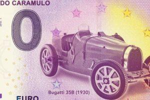 Museu do Caramulo lança nota de Euros coleccionável