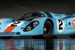 7 décadas incríveis, 7 Porsches fantásticos