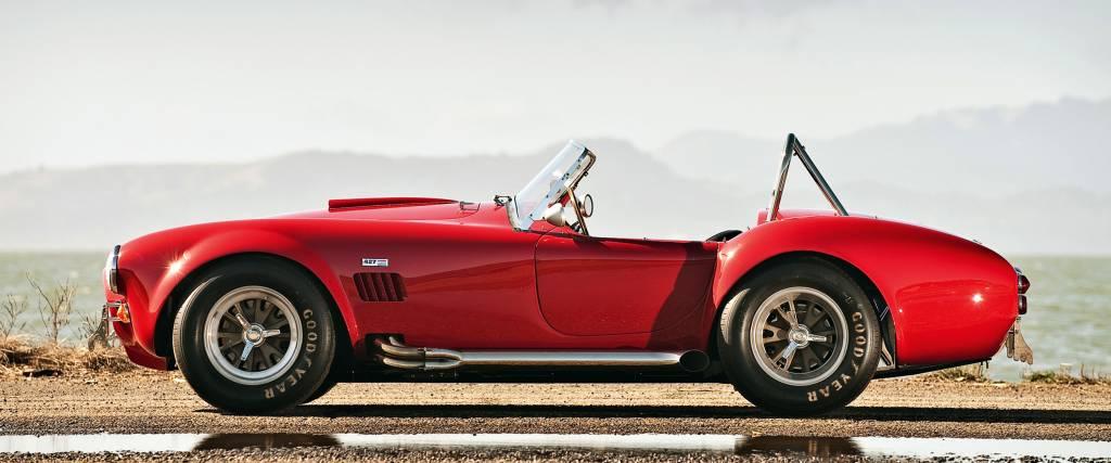 As 10 melhores uniões Anglo-americanas sobre rodas
