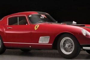 Ferrari 250 GT Tour de France vai a leilão em Monte Carlo