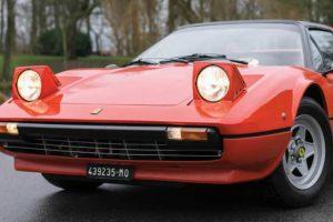 RM Sotheby's leva a leilão Ferrari 308 de Gilles Villeneuve