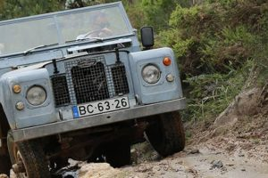 Clube Land Rover Portugal organiza passeio pela Margem Sul