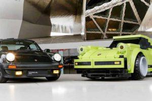 Porsche recria mais um dos seus modelos em lego