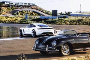 Vocalista dos Maroon 5 troca Porsche Speedster por Mission E