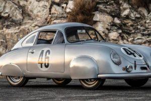 O heróico esforço para salvar o primeiro Porsche vencedor de Le Mans