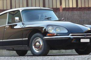 Citroën DS: O eterno automóvel do futuro