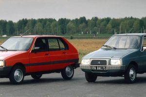 Mafra recebe passeio dos 40 anos do Citroën Visa