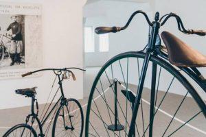 """Museu do Caramulo apresenta vídeo da exposição """"Bicicletas com História"""""""