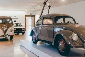 """""""Volkswagen: 80 anos ao serviço do povo"""" no Museu do Caramulo termina este Domingo"""