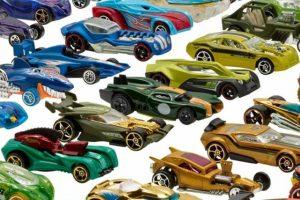 Carrinhos Hot Wheels celebram 50 anos com edição especial