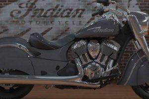 Exposição dedicada à Indian Motorcycles no Colombo até Domingo