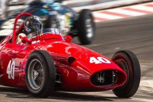 Grande Prémio do Mónaco Histórico junta 19 Maserati clássicos