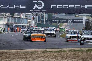 70 anos da Porsche marcaram o Jarama Classic