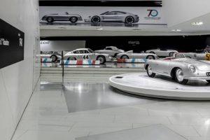 """Museu Porsche inaugura exposição """"70 Anos de Automóveis Desportivos Porsche"""""""