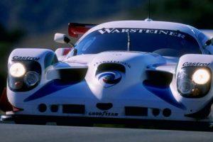 Quando o Batmobile pisou Le Mans