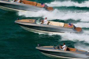 A história visual dos mais belos barcos motorizados americanos