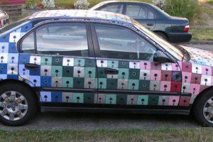As modificações automóveis mais ridículas de sempre