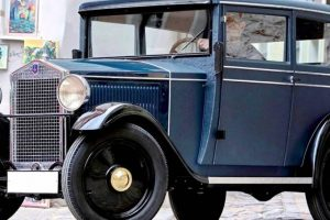 Audi Type P, o modelo que só deixou um sobrevivente