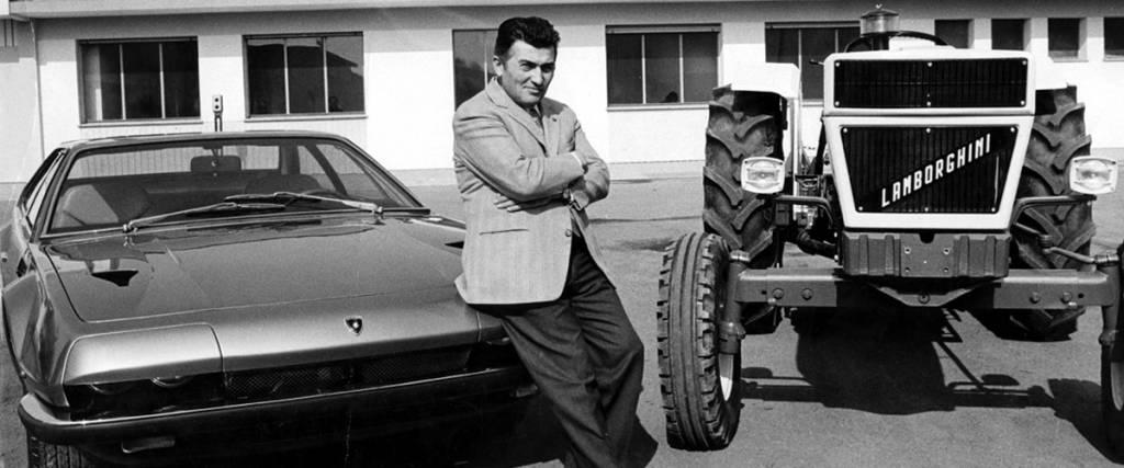 Ferruccio Lamborghini: Um empreendedor com personalidade de touro