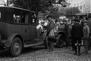 Apresentado livro sobre a implementação do automóvel em Portugal