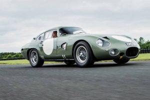 Protótipo da Aston Martin poderá atingir os 21 milhões de euros em leilão