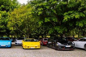 Cars & Coffee Norte contou com mais de 60 participantes