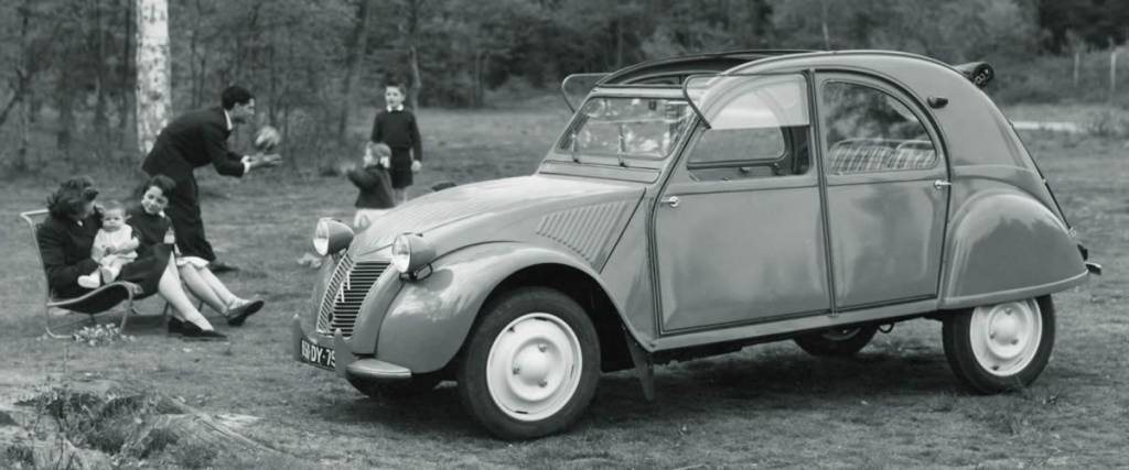Clube Citroën Clássico de Portugal celebra o 20º aniversário