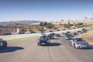 Circuito do Estoril recebe 300 Porsches para celebrar o 70º aniversário da marca