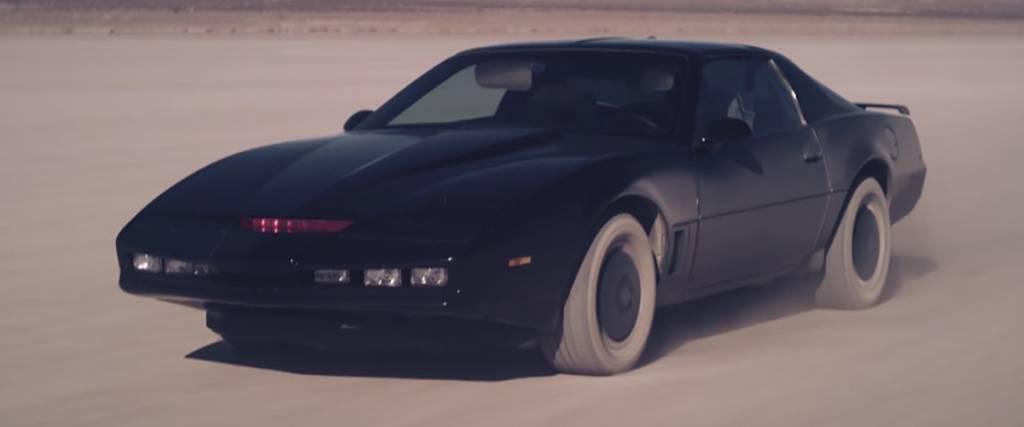 Os 7 automóveis que se tornaram estrelas do pequeno ecrã