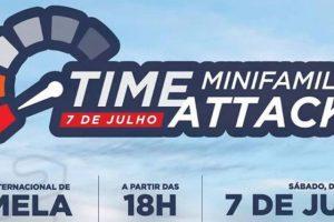 Minifamily Time Attack decorre a 7 de Julho