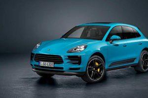 Porsche apresentou o novo Macan em Xangai