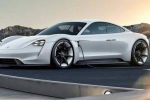 Taycan é o nome escolhido para o primeiro desportivo eléctrico da Porsche
