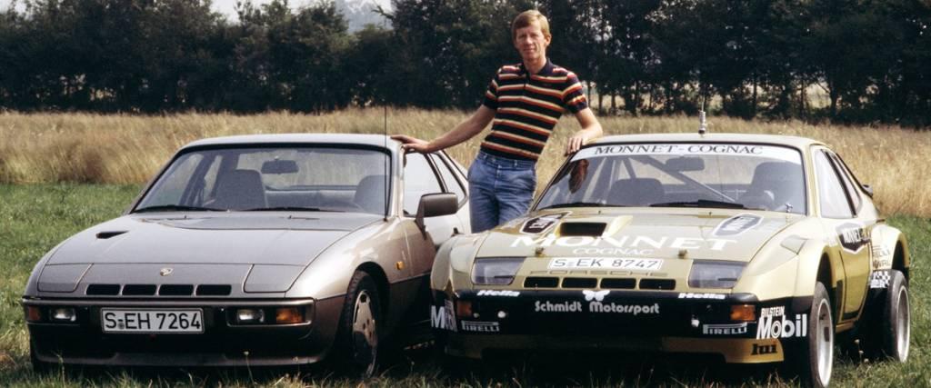 Walter Röhrl: O gladiador da Porsche
