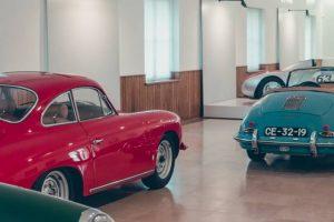"""""""Porsche: 70 anos de evolução"""" no Museu do Caramulo recebe 1.000 visitantes em 10 dias"""