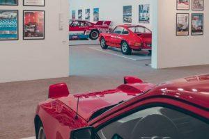 """Fidelidade segura automóveis na exposição """"Porsche: 70 anos de evolução"""""""