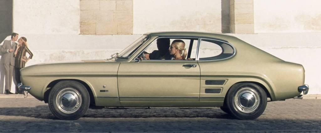 Ford Capri: O preferido dos jovens europeus nos anos 70