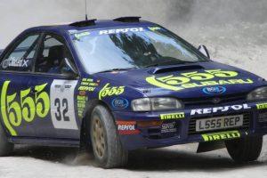 Subaru Impreza: O príncipe do Grupo A
