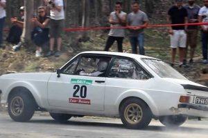 Rally Legends Luso-Bussaco já está na estrada
