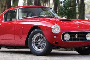 Ferrari 250 GT SWB de 1960 pode chegar aos 10 milhões em leilão