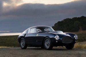 Ferrari 250 MM vai a leilão em Monterey por sete milhões de euros