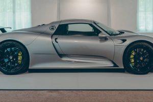 Porsche 918 Spyder: O Superdesportivo do futuro